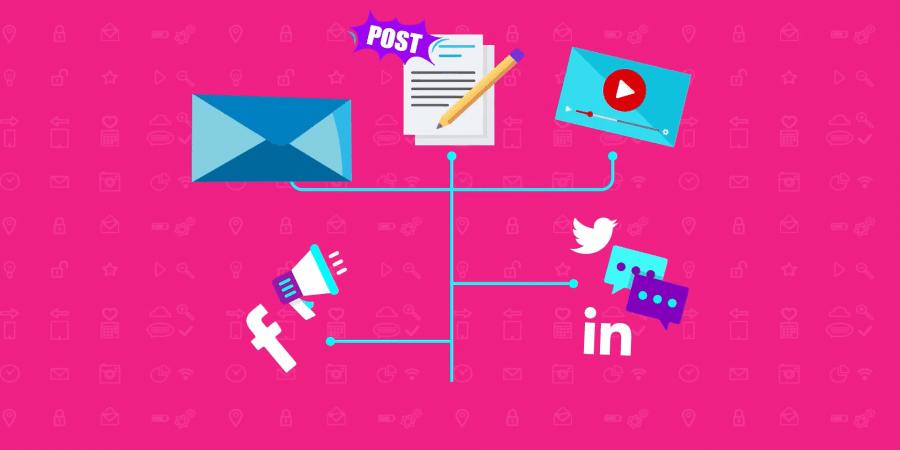 ¿Cuáles son los canales de marketing digital?