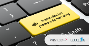 automatizacion de procesos de marketing