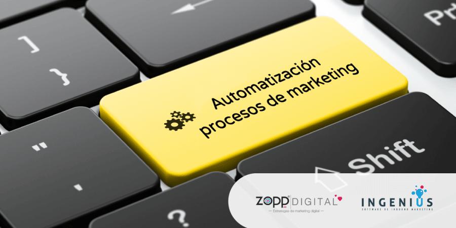 automatizacion de procesos de marketing