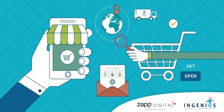 Rentabilizar tu tienda virtual con estas cuatro tácticas de marketing multicanal