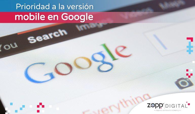 Mobile First Index, nuevo método de indexación de Google