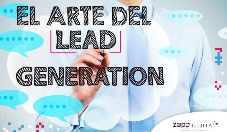 Lead generation, todo un arte
