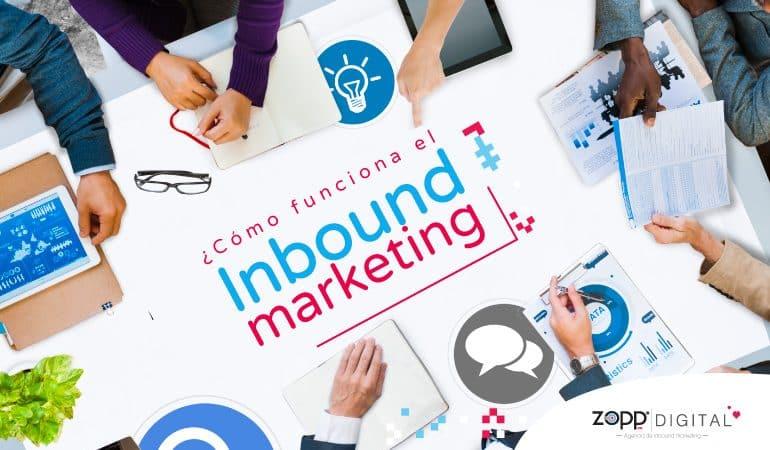 ¿Cómo funciona el marketing inbound?