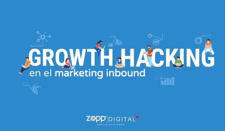 El growth hacking en el marketing inbound