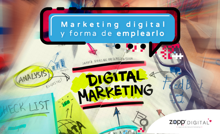 que es el marketing digital y como se emplea