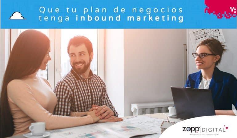 Cómo hacer un plan de negocios de una empresa constructora con inbound marketing