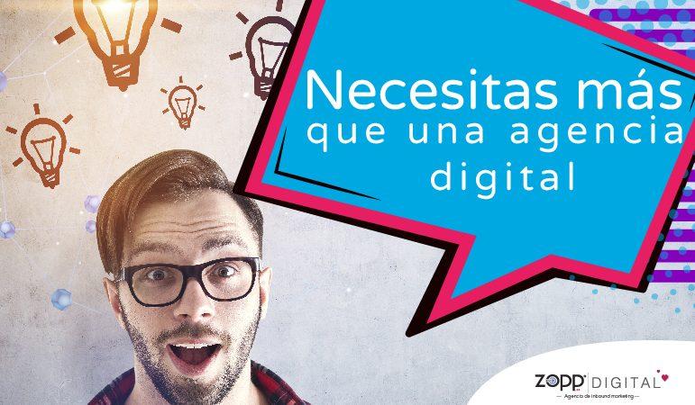 ¿Agencia digital o agencia de inbound marketing?