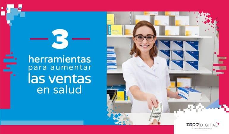 Herramientas para aumentar los prospectos en compra de servicios de salud