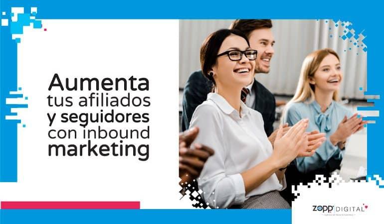 Conoce cómo el inbound marketing incrementa ventas de tus servicios