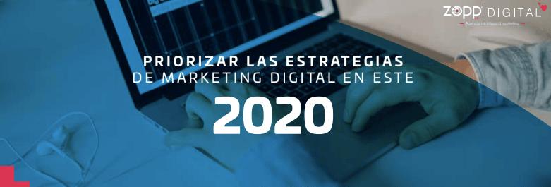 ¡Descarga aquí! Ebook de Estrategias Digitales que debes implementar en el 2020