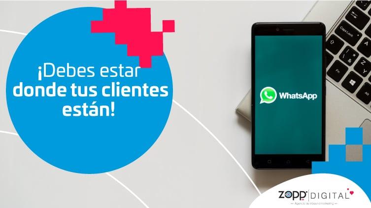 Marketing en Whatsapp, el complemento para tu estrategia digital