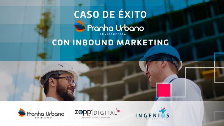 Descubre un nuevo caso de éxito con la Metodología Inbound Marketing.