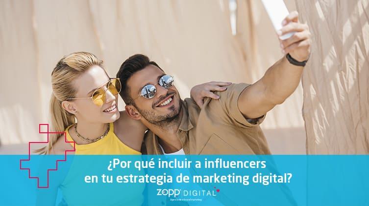 Estrategia de marketing digital con influencers ¿Qué debes saber de esto?