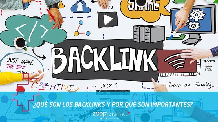 Posicionamiento SEO: ¿Por qué son importantes los backlinks para esto?